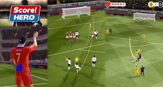 Sôi động cùng World Cup với loạt game bóng đá miễn phí cực vui nhộn trên mobile