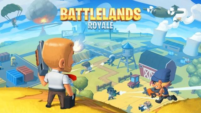 Tải ngay Battlelands Royale - PUBG Mobile phiên bản mini cực vui nhộn và hài hước - Ảnh 1.