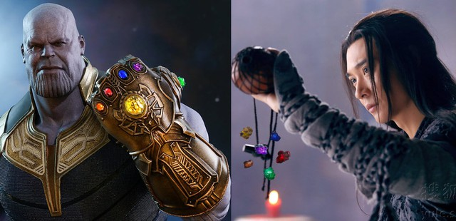 Độc Cô Cầu Bại có thể ví như Thanos trong vũ trụ MCU vậy, những kẻ mạnh bị trời đày đọa