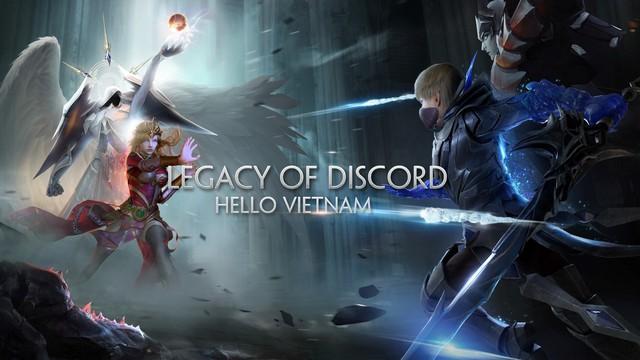 Liên tục thả thính game thủ, ngày về của Legacy of Discord không còn xa nữa