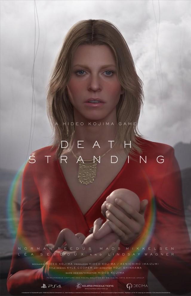 Death Stranding và thông điệp bí mật đang được ẩn giấu qua các trailer
