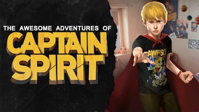 Chỉ vài tiếng nữa, bom tấn siêu anh hùng Captain Spirit sẽ chính thức mở cửa miễn phí