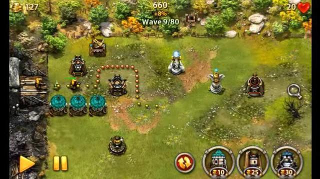 15 game mobile thể loại chiến thuật thủ thành hay nhất trên Android (P2) - Ảnh 4.