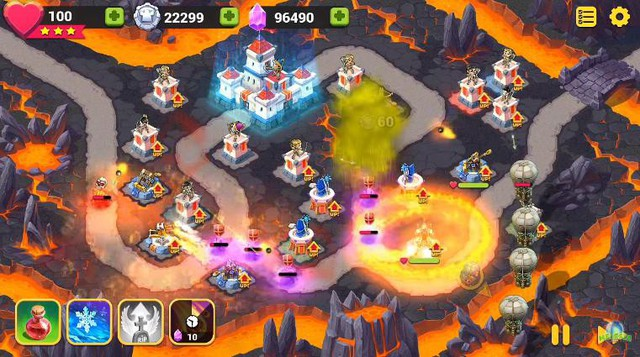 15 game mobile thể loại chiến thuật thủ thành hay nhất trên Android (P2) - Ảnh 8.