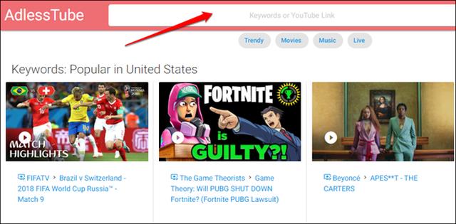 6 trang web/công cụ giúp bạn thoải mái xem video trên YouTube mà không cần bận tâm đến quảng cáo - Ảnh 2.
