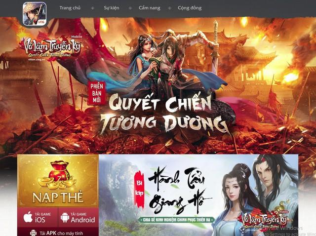 Server lậu Võ Lâm Truyền Kỳ Mobile mời hẳn game thủ đi offline, không khác gì game chính thống? - Ảnh 3.