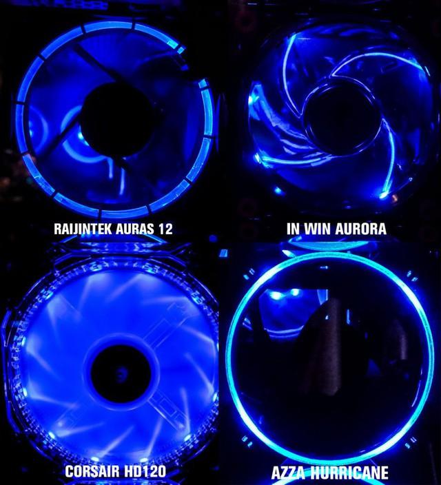 Quạt tản nhiệt AZZA Hurricane RGB - Dành cho game thủ nổi loạn - Ảnh 17.