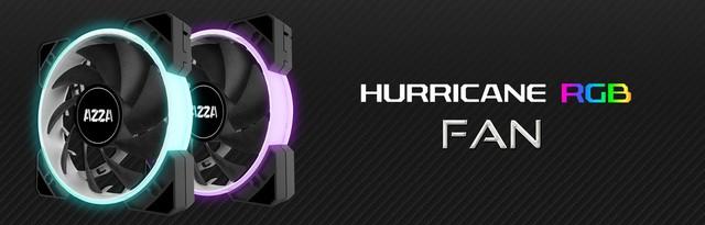 Quạt tản nhiệt AZZA Hurricane RGB - Dành cho game thủ nổi loạn - Ảnh 18.