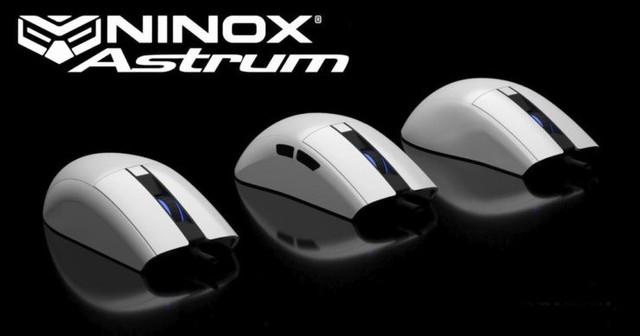 Xuất hiện chuột gaming siêu biến hình Ninox Astrum với tận... 13 biến thể
