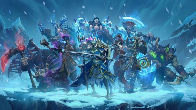 Blizzard công bố Expansion mới của HearthStone với sự trở lại của huyền thoại Dr.Booms - Ảnh 2.