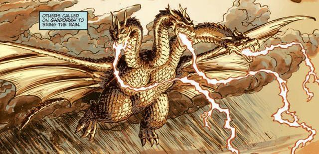 Điểm mặt 4 Kaiju vĩ đại xuất hiện trong Trailer của Godzilla: King of the Monsters - Ảnh 1.