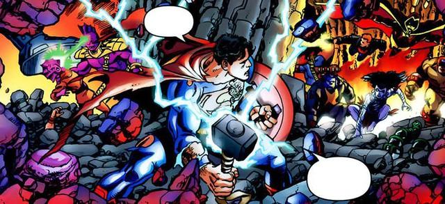6 nhân vật có thể cầm búa của Thor, nhân vật thứ 3 là kẻ phản diện sẽ khiến bạn bất ngờ - Ảnh 5.