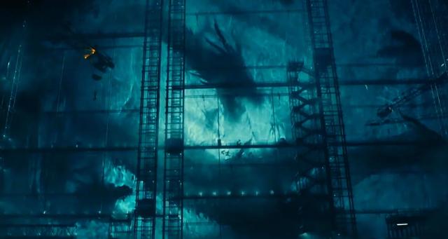 Điểm mặt 4 Kaiju vĩ đại xuất hiện trong Trailer của Godzilla: King of the Monsters - Ảnh 3.