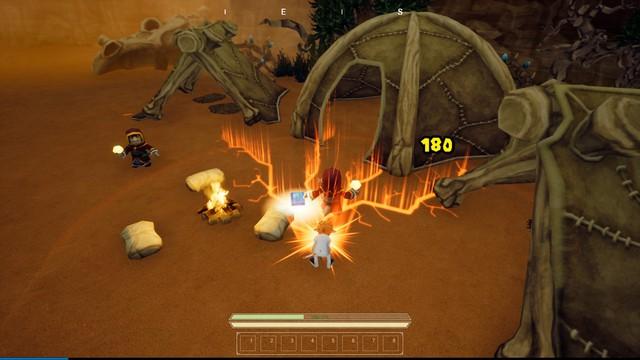 Game MOBA kết hợp Battle Royale quái dị Blade of Arena chính thức được giới thiệu - Ảnh 3.