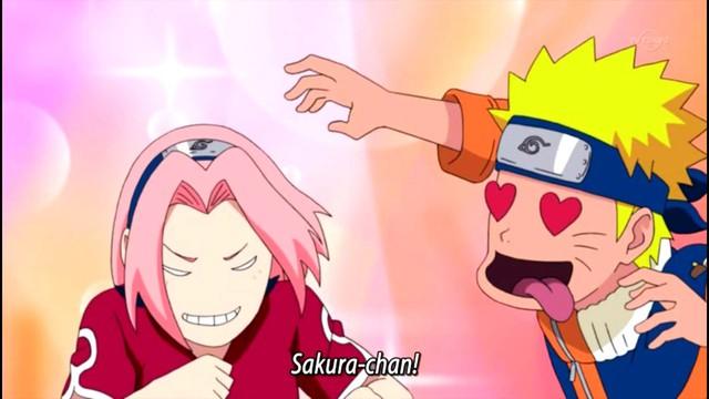 Sakura cũng mạnh không kém gì Naruto hay Sasuke đâu