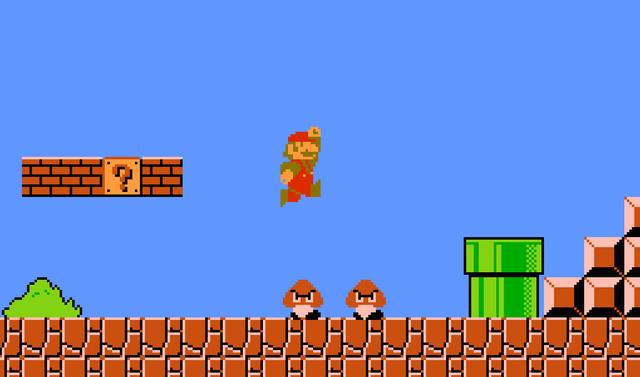 Có thể bạn không tin nhưng bức ảnh này có dung lượng lớn hơn cả trò chơi Mario gốc