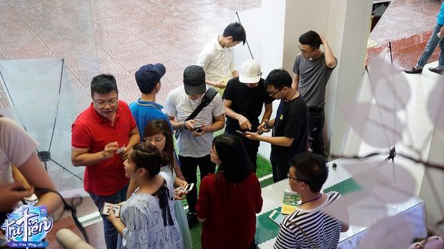 Toàn cảnh buổi offline mừng sinh nhật Tru Tiên 3D Mobile tròn 1 tuổi - Ảnh 1.