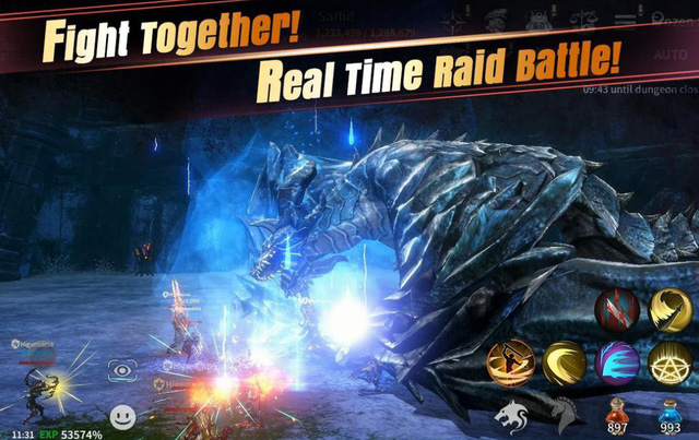 RebirthM: Siêu phẩm ARPG thế giới mở đã ra mắt bản thử nghiệm - Ảnh 1.