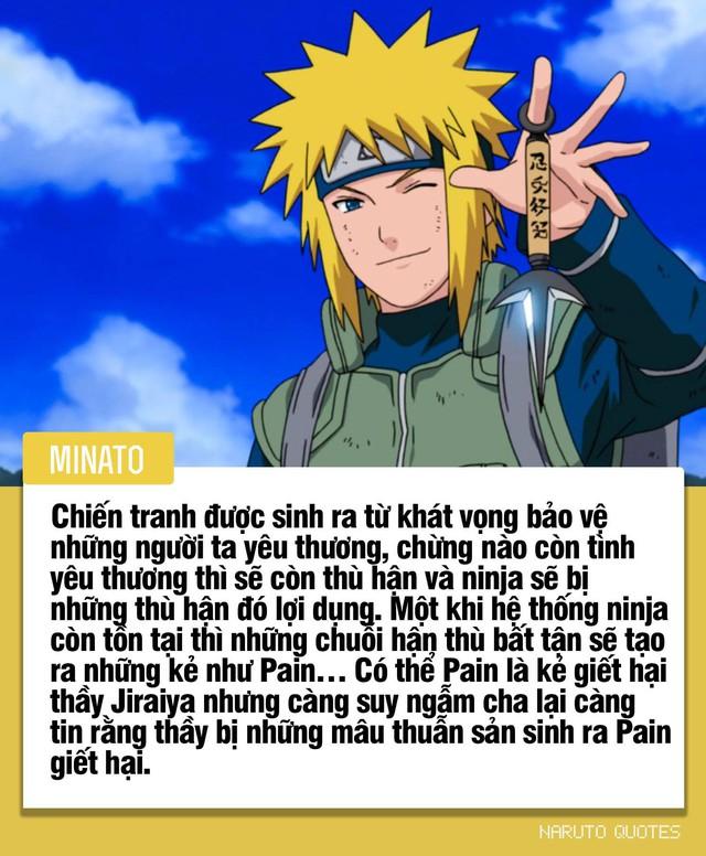 10 câu nói ý nghĩa của các nhân vật trong Naruto, câu thứ 3 sẽ là động lực giúp nhiều người phấn đấu - Ảnh 8.