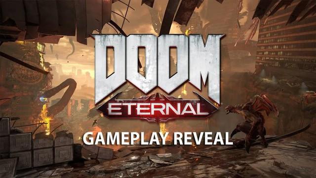 Tất tần tật những điều cần biết về Doom Eternal, huyền thoại game bắn súng đã chính thức trở lại - Ảnh 1.