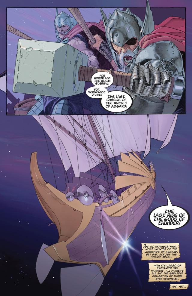 Comics Trivia: Những giai thoại về Old King Thor, vị vua quyền năng của Asgard trong tương lai - Ảnh 4.