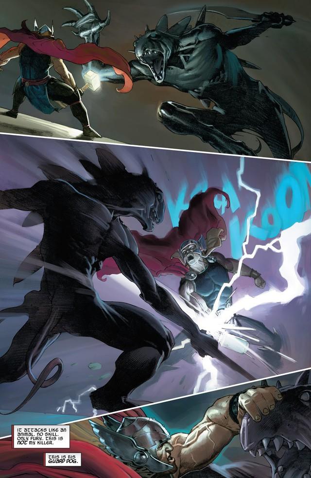 Comics Trivia: Những giai thoại về Old King Thor, vị vua quyền năng của Asgard trong tương lai - Ảnh 1.