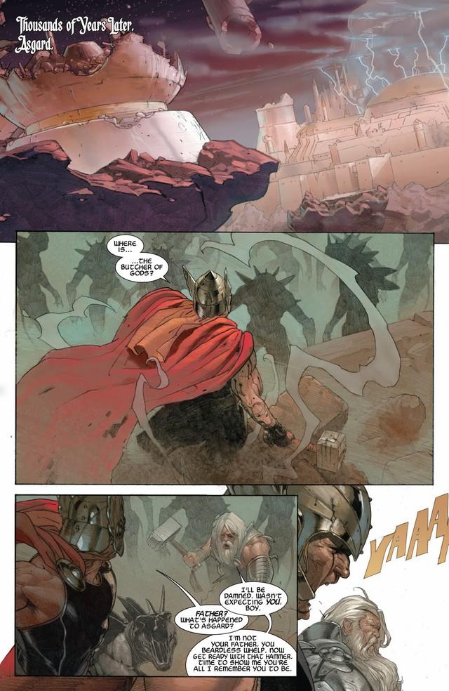 Comics Trivia: Những giai thoại về Old King Thor, vị vua quyền năng của Asgard trong tương lai - Ảnh 3.