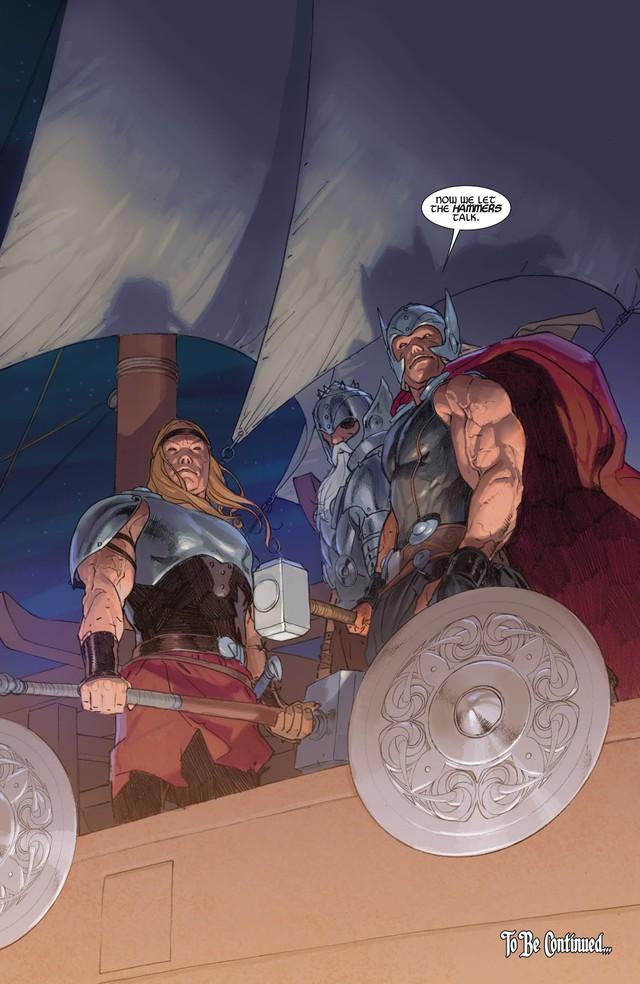 Comics Trivia: Những giai thoại về Old King Thor, vị vua quyền năng của Asgard trong tương lai - Ảnh 5.
