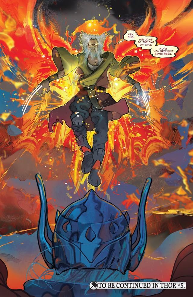 Comics Trivia: Những giai thoại về Old King Thor, vị vua quyền năng của Asgard trong tương lai - Ảnh 9.