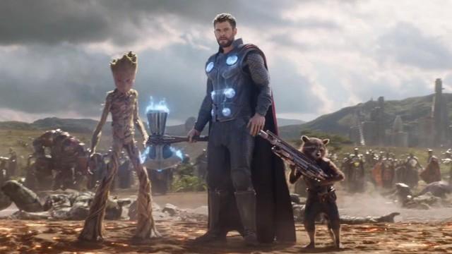 Có thể bạn không biết Thần Sấm Thor đáng lẽ có một nhiệm vụ khác trong Avengers: Infinty War - Ảnh 3.