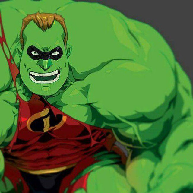 Khi các nhân vật Marvel và Disney kết hợp với nhau qua óc sáng tạo đầy táo bạo của fan - Ảnh 12.
