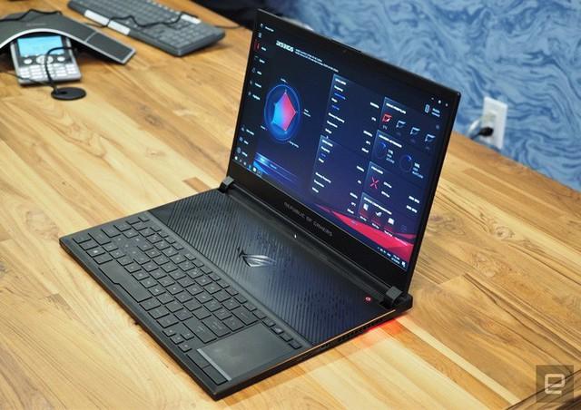 Asus ra mắt laptop chơi game Zephyrus mới với thiết kế mỏng manh ấn tượng - Ảnh 1.
