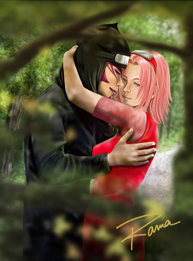 9 cặp đôi fanfiction không ai ngờ tới trong Naruto, đố bạn biết Sakura được ghép cặp với những ai đấy? - Ảnh 4.