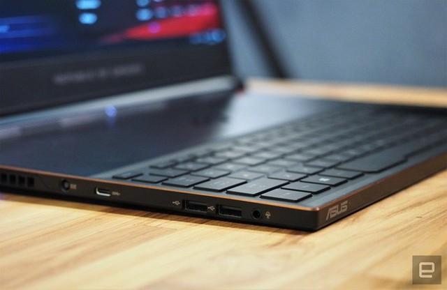 Asus ra mắt laptop chơi game Zephyrus mới với thiết kế mỏng manh ấn tượng - Ảnh 3.