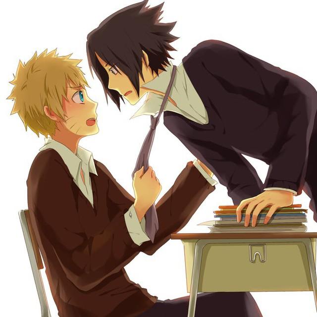 9 cặp đôi fanfiction không ai ngờ tới trong Naruto, đố bạn biết Sakura được ghép cặp với những ai đấy? - Ảnh 10.