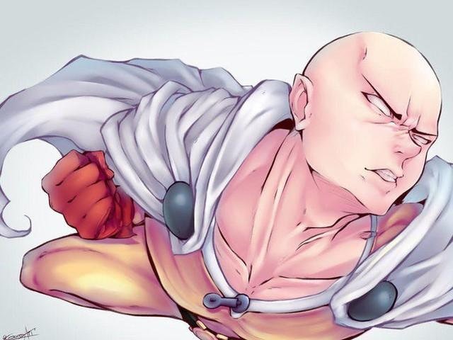 Bộ fanart cực chất khoe trọn sức mạnh của thánh Phồng Saitama trong One Punch Man - Ảnh 15.