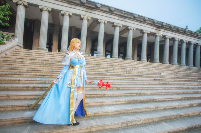 Ngắm cosplay nàng Elf cực dễ thương trong Ragnarok Online: Love At First Sight - Ảnh 5.