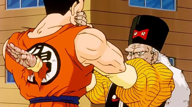 Bị coi là kẻ yếu nhất Dragon Ball, thế nhưng sức mạnh thật sự của Yamcha nằm ở cấp độ nào? - Ảnh 3.