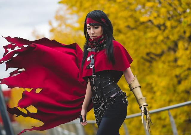 5 nữ nghệ sĩ cosplay kiếm tiền giỏi nhất trên thế giới, ai cũng gợi cảm và quyến rũ đốt mắt người xem - Ảnh 2.