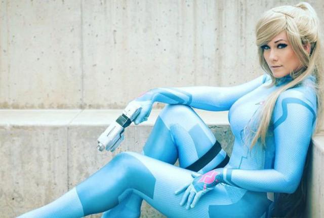 5 nữ nghệ sĩ cosplay kiếm tiền giỏi nhất trên thế giới, ai cũng gợi cảm và quyến rũ đốt mắt người xem - Ảnh 19.