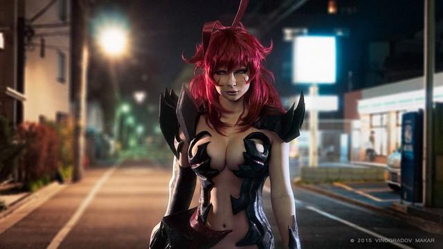 5 nữ nghệ sĩ cosplay kiếm tiền giỏi nhất trên thế giới, ai cũng gợi cảm và quyến rũ đốt mắt người xem - Ảnh 16.