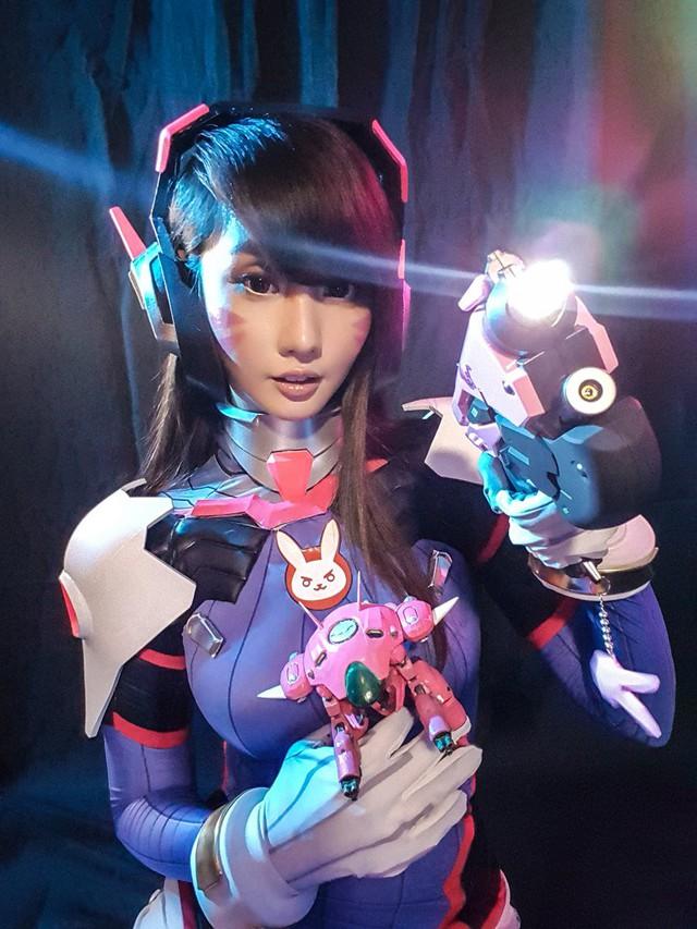 5 nữ nghệ sĩ cosplay kiếm tiền giỏi nhất trên thế giới, ai cũng gợi cảm và quyến rũ đốt mắt người xem - Ảnh 27.