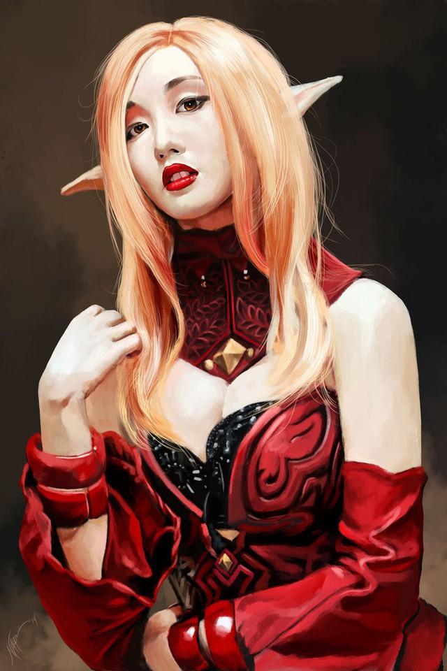 5 nữ nghệ sĩ cosplay kiếm tiền giỏi nhất trên thế giới, ai cũng gợi cảm và quyến rũ đốt mắt người xem - Ảnh 29.