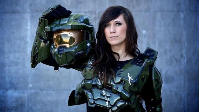5 nữ nghệ sĩ cosplay kiếm tiền giỏi nhất trên thế giới, ai cũng gợi cảm và quyến rũ đốt mắt người xem - Ảnh 22.