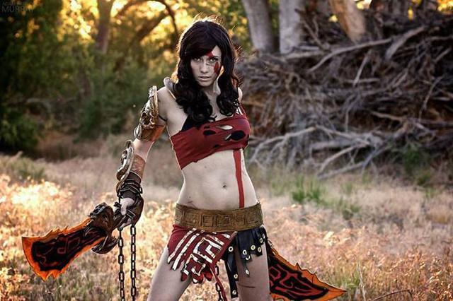 5 nữ nghệ sĩ cosplay kiếm tiền giỏi nhất trên thế giới, ai cũng gợi cảm và quyến rũ đốt mắt người xem - Ảnh 23.