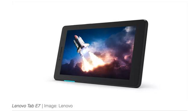 Lenovo ra mắt một loạt các mẫu máy tính bảng Android giá siêu hạt dẻ, có cái chưa đến 2 triệu đồng - Ảnh 4.