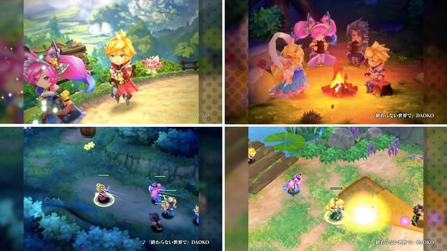 Dragalia Lost - Bom tấn di động mới của Nintendo chính thức phát hành ngày 27/9 - Ảnh 2.
