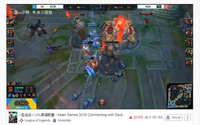 Nhờ Asian Games 2018, LMHT đạt kỷ lục về lượng người xem trên Twitch, vượt qua cả Fortnite - Ảnh 1.