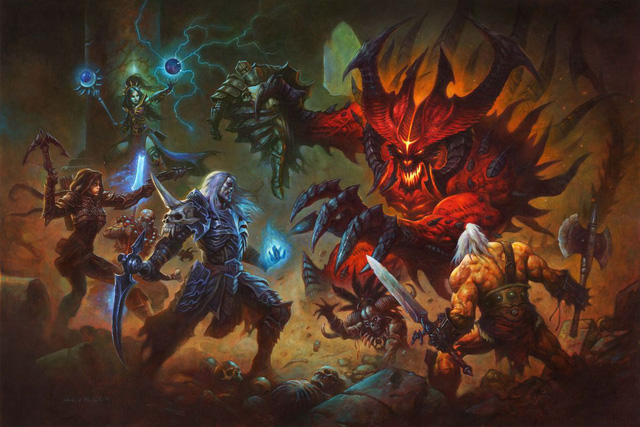 Tin vui cho game thủ: Một phiên bản Diablo mới chuẩn bị ra mắt - Ảnh 1.