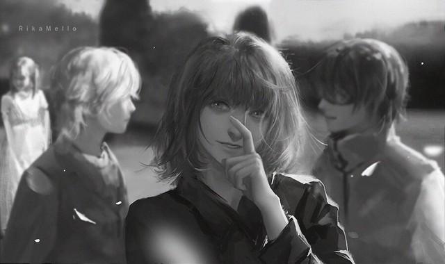 Mãn nhãn khi chiêm ngưỡng bộ fanart tuyệt đẹp lấy cảm hứng từ các nhân vật trong series Death Note - Ảnh 1.